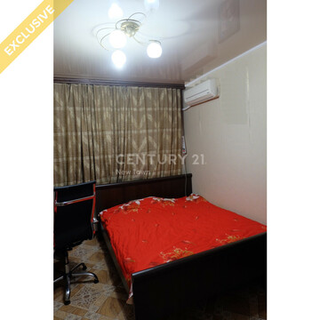 3-х комнатная, Краснореченское, Почтовая 9 - Фото 1