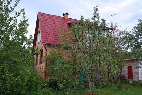 Воробьи. Кирпичный загородный коттедж 100 кв.метров на участке 6 со. - Фото 1