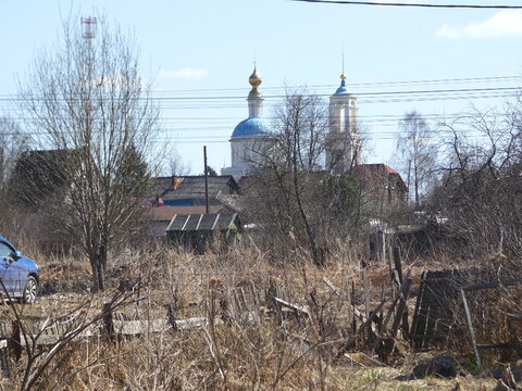 Участок ЛПХ, знп, п. Бужаниново Сергиево-Посадский р-н - Фото 3