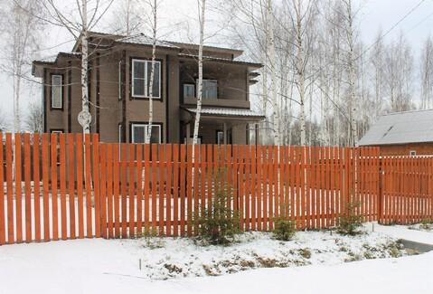 Дом 250 м2 с Газом, Прописка, д.Новожилово - Фото 3