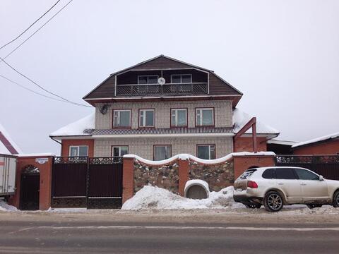 Кирпичный коттедж в г. Конаково. - Фото 1