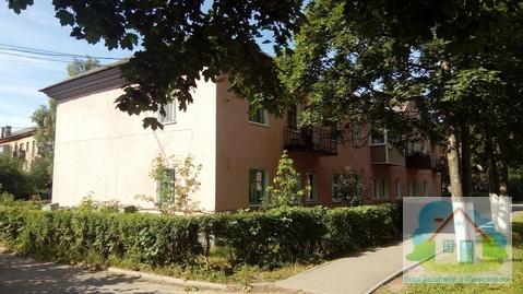 Двухкомнатная квартира в Приозерске в хорошем тихом месте