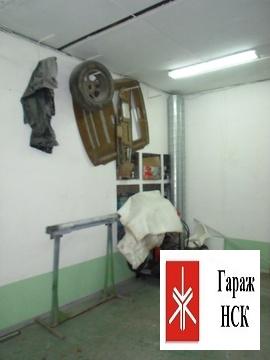 Сдам гараж в аренду ГСК Автоклуб № 517. Длинный, большой 60 м2. Шлюз - Фото 5