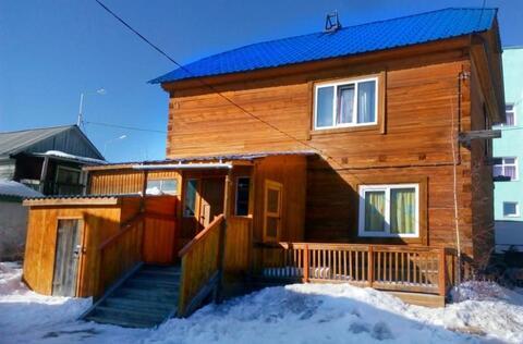 Продажа дома, Якутск, Феликса кона - Фото 1