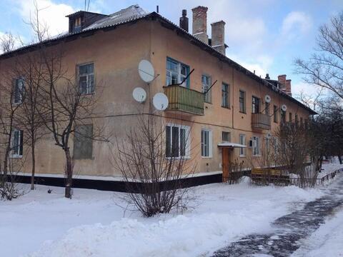 Продается 2-комнатная квартира на 2-м этаже 2-этажного кирпичного дома - Фото 1