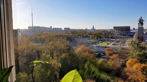 Продается 1-комнатная квартира с панорамным видом на вднх - Фото 3