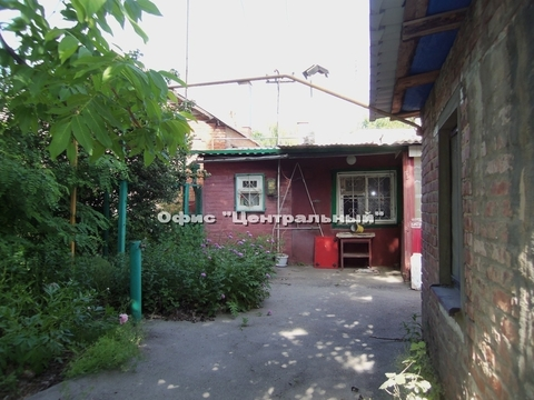 Нахичевань, ул. Богданова, часть дома 45 кв.м, уч. 2 сотки - Фото 1