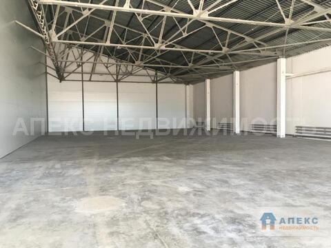 Аренда помещения пл. 780 м2 под склад, производство, Домодедово . - Фото 4