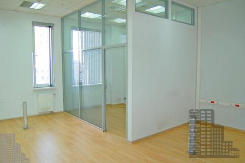 Офис 50м с ремонтом и мебелью в круглосуточном офисном центре у метро - Фото 2