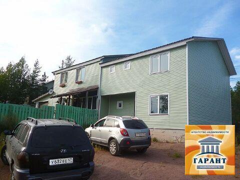 Продажа дом таунхаус в на ул. Карельская д.5 Выборг - Фото 1