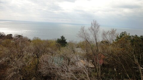 Продам участок 5 сот. в Крыму Большая Ялта Алупка - Фото 2