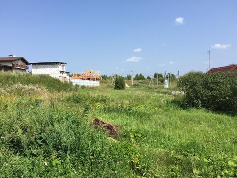 Студенцы Рязановское поселение ПМЖ 16 соток - Фото 1