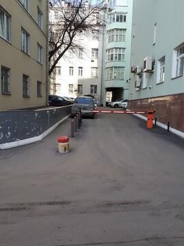 Офис 9,5 кв.м, метро Смоленская, Новинский бульвар, д.16с2 - Фото 1