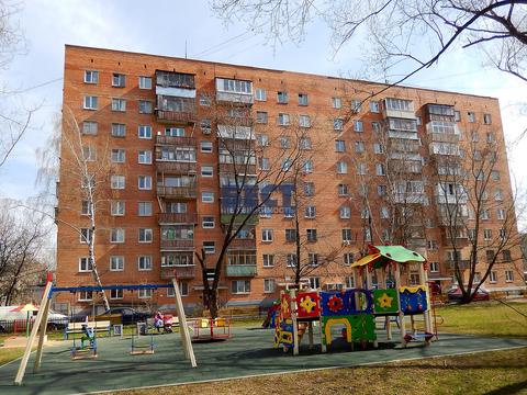Двухкомнатная Квартира Область, проспект Новомытищинский , д.78, . - Фото 1