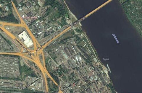 Земельные участки в г. Ярославль возле трассы М-8, р. Волга. - Фото 1