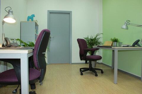 Сдается офис 24 м.кв. на 4 рабочих места в БЦ Румянцево. - Фото 1