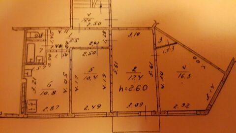 Продам просторную, видовую 3-х квартиру Керчь - Фото 1