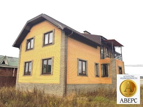 Жилой дом 200 кв. м д.Зверево ул.Спасская - Фото 1