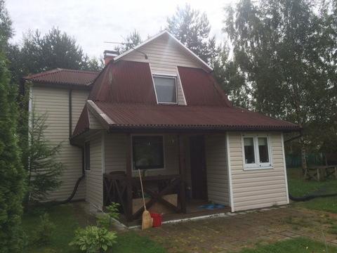 Ло г Высоцк, дом 100 кв.м, участок 20 соток - Фото 1