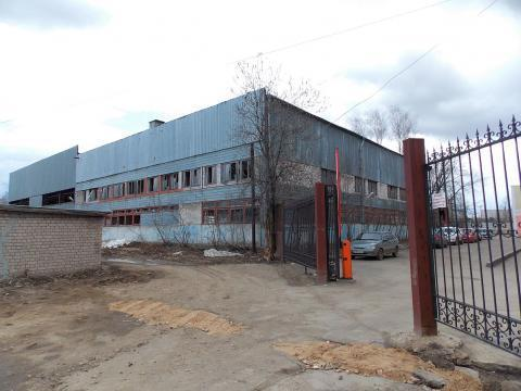 Производственно-складское здание 2000 кв.м на ул Ташкентская в Иваново - Фото 1