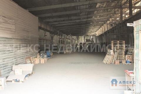 Аренда помещения пл. 905 м2 под склад, производство м. Кожуховская в . - Фото 1