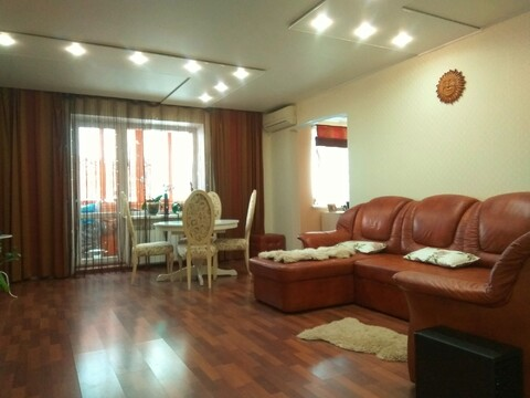 В продажу 4-комн. квартира с сауной и джакузи 113 м2 в Челябинске - Фото 1