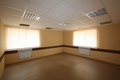 Офис от 12 м2, кв.м/год, м.Бурнаковская - Фото 3