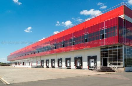 Теплый склад 1 500 м2 класса А в Щелково - Фото 1