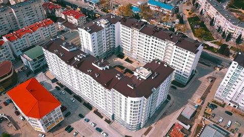 1-комн. квартира, 45,8 м2 в ЖК «Летчик» - Фото 1