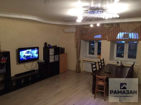 Четырёхкомнатная квартира на ул.Чистопольская 79 - Фото 2