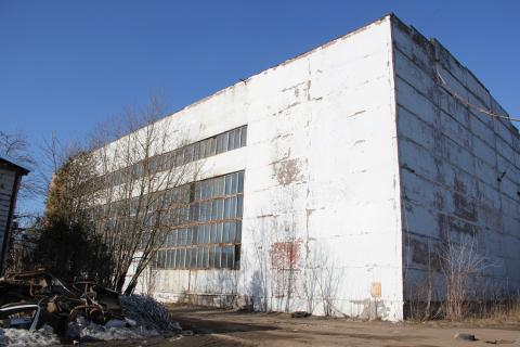 Продам производственный комплекс 8 600 кв.м., Продажа производственных помещений в Твери, ID объекта - 900041420 - Фото 1