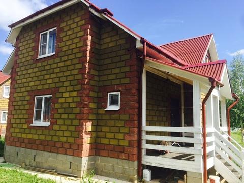 Дом 150 м2 на участке 10 сот. - Фото 2