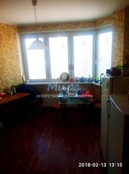 Прекрасная квартира отличной планировки с двумя застекленными лоджиям - Фото 4