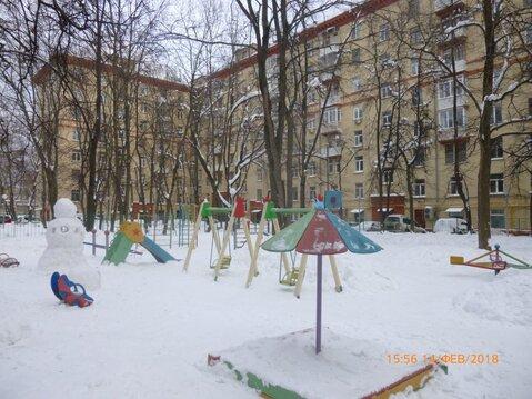 15 750 000 Руб., Продается трехкомнатная квартира в сталинском доме на Октяб. поле, Купить квартиру в Москве по недорогой цене, ID объекта - 320500658 - Фото 1