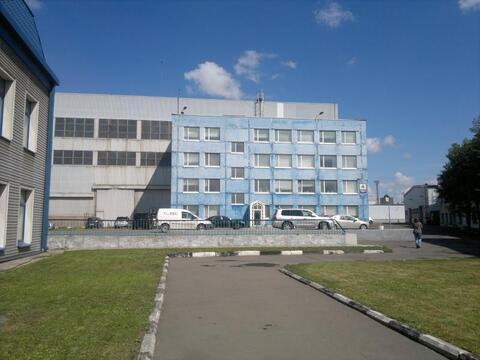 Продажа производственно- складского комплекса 13700 м2, Варшавское ш, . - Фото 2