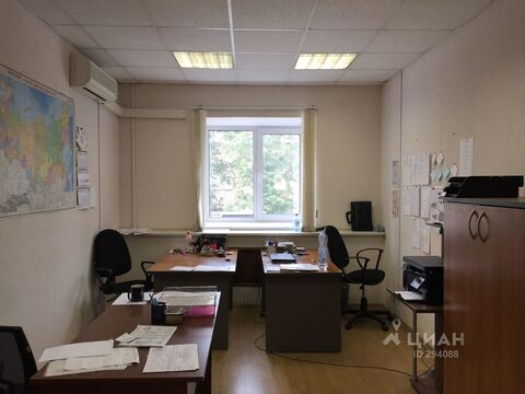 Аренда офиса, Локомотивный проезд - Фото 1