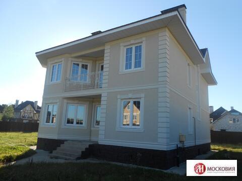 Дом 316 кв.м, участок 14 соток, 30 км от МКАД Калужское шоссе - Фото 4