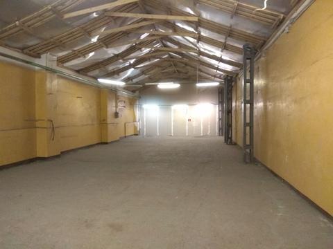 Производственно-складской комплекс с кран-балкой. - Фото 3