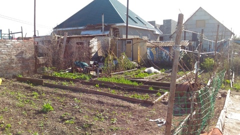 Дача с домом в черте города на Бердах, дешево - Фото 1