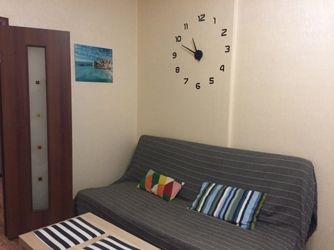 Сдается комната в 2х-комн квартире Яхрома, Микрорайон Левобережье, 9 - Фото 1