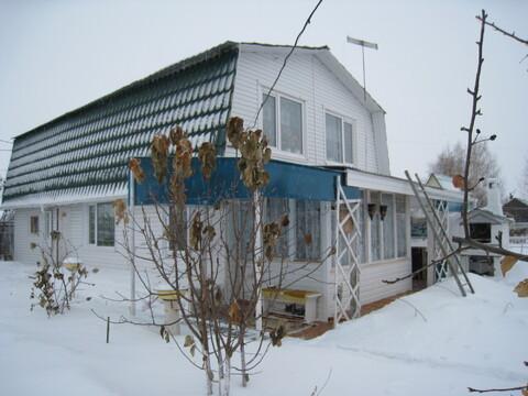 Продается кирпичный дом 2 этажа с участком 16 соток в 19 км от Омска - Фото 2