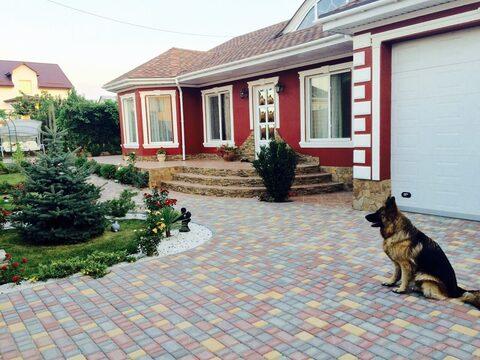 Продам дом в Чистеньком, 3км от Симферополя, площадь участка 11 сот. - Фото 2