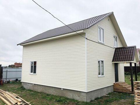 """Новый двухуровневый дом площадью 140 кв.м. """"под ключ"""". - Фото 1"""