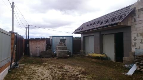 Продам недостроеный дом и гостевой домик - Фото 2