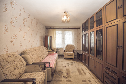 3-х комнатная квартира в пос. Калининец - Фото 1