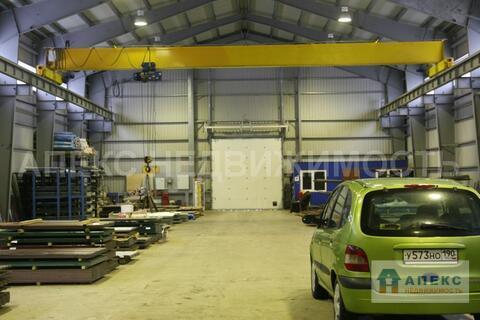 Продажа помещения пл. 1080 м2 под склад, производство, . - Фото 4