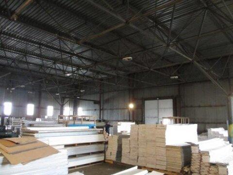 Теплый производственно- складской комплекс 5 600 кв.м на 2,6 Га - Фото 4