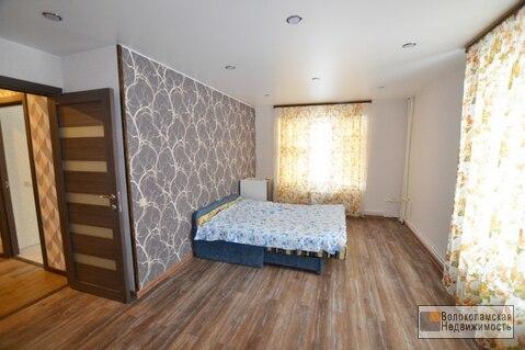 2-комнатная квартира с ремонтом в центре Волоколамска - Фото 1