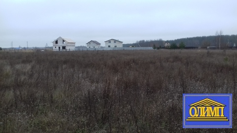 Продам земельный участок в д. Александровка - Фото 1