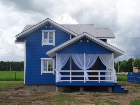 Предлагаю дом 115 кв.м из бруса, зимний в Шумятино – отличная экологи - Фото 3